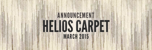 Helios Carpet Additions March 2015