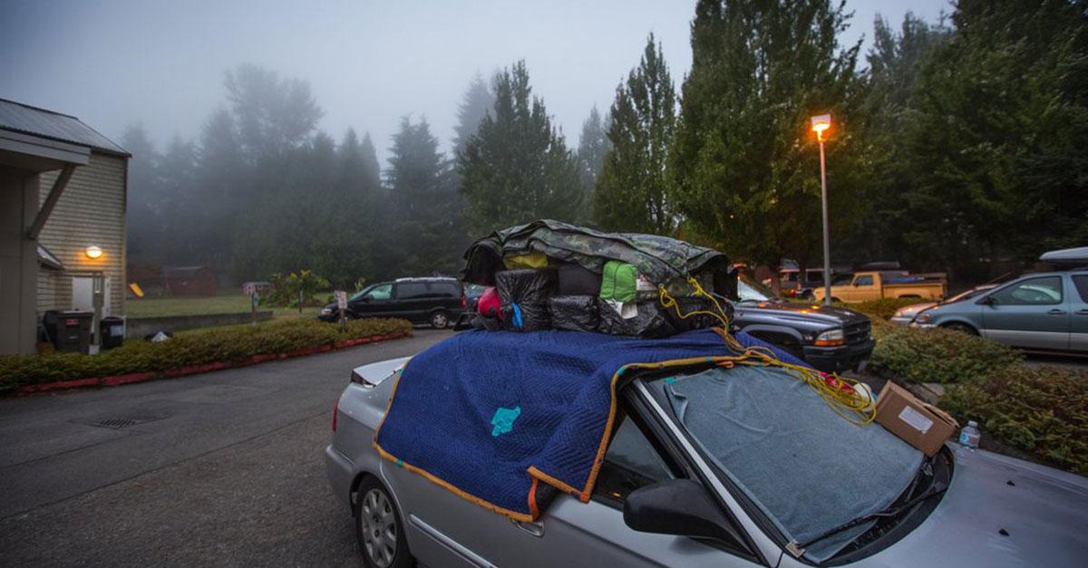 Lake Washington in the Seattle Times