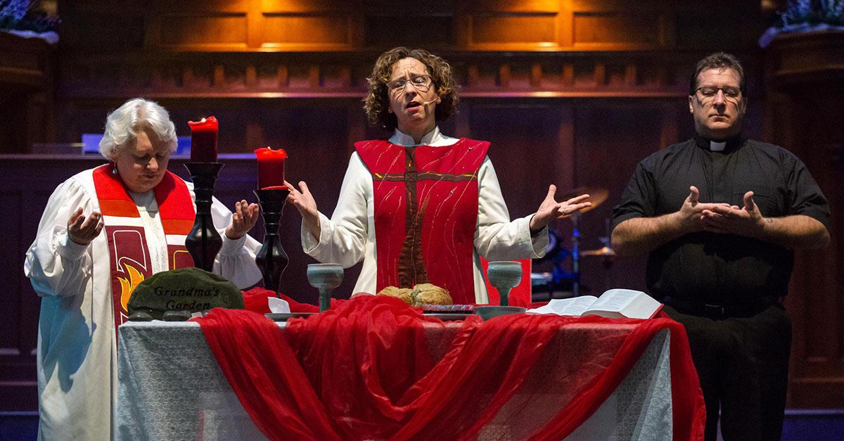 Split over LGBT issues shakes United Methodist churches in Spokane, Coeur d'Alene
