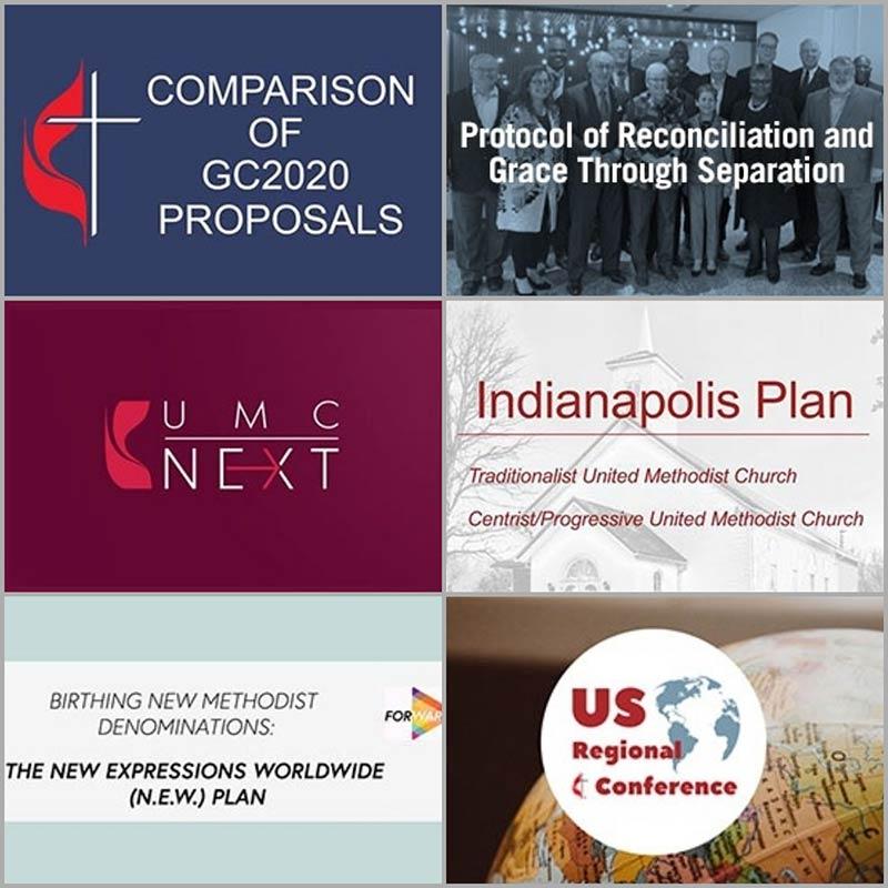 GC2020 Proposals