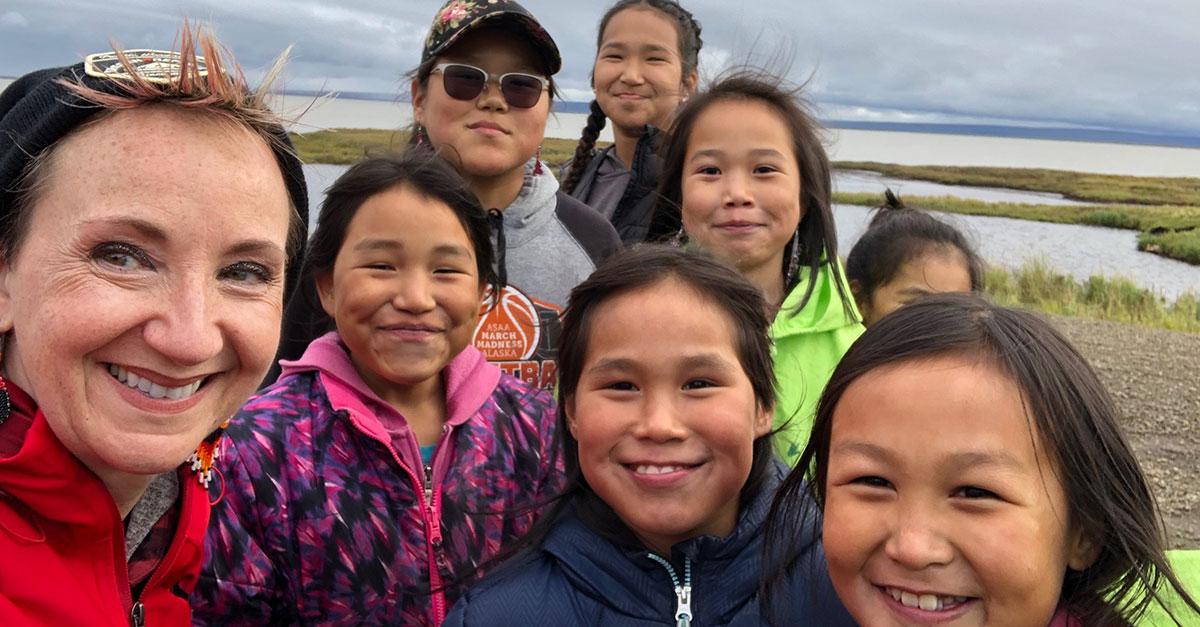 UMCOR project in Alaska