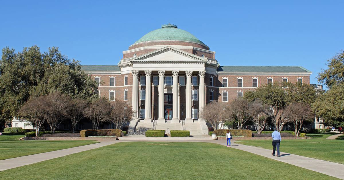 SC Jurisdiction sues SMU