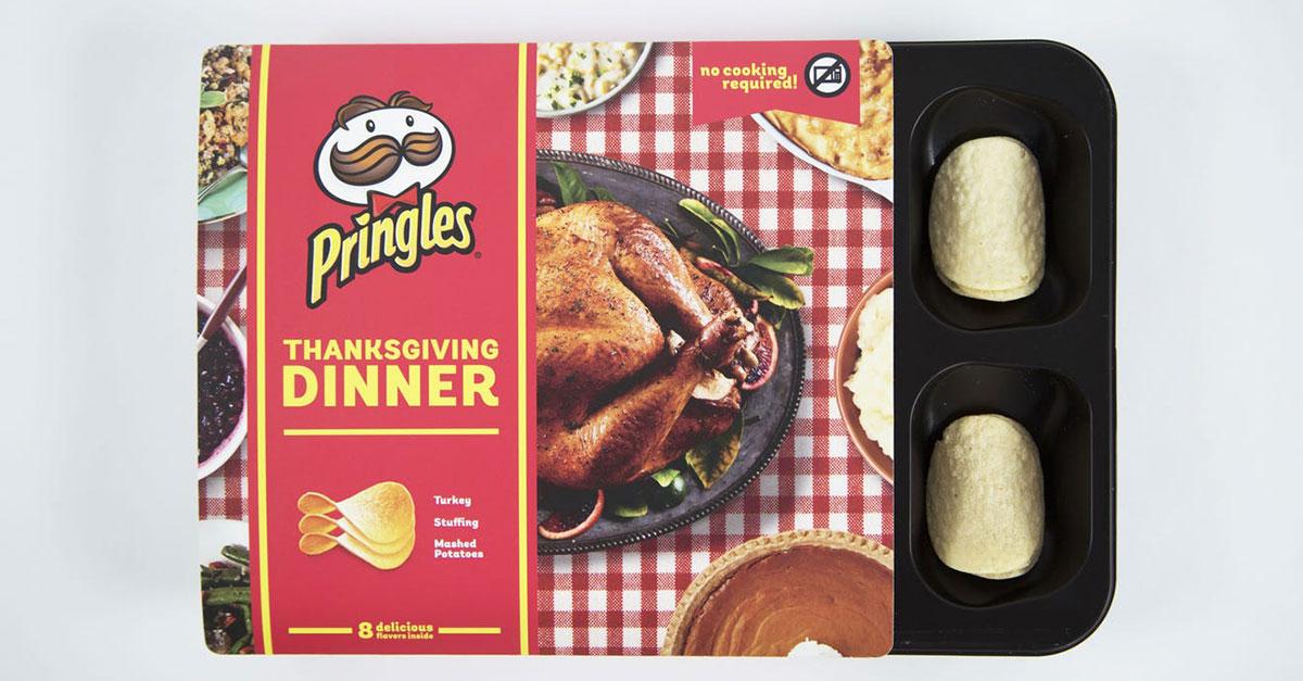Pringles Thanksgiving?