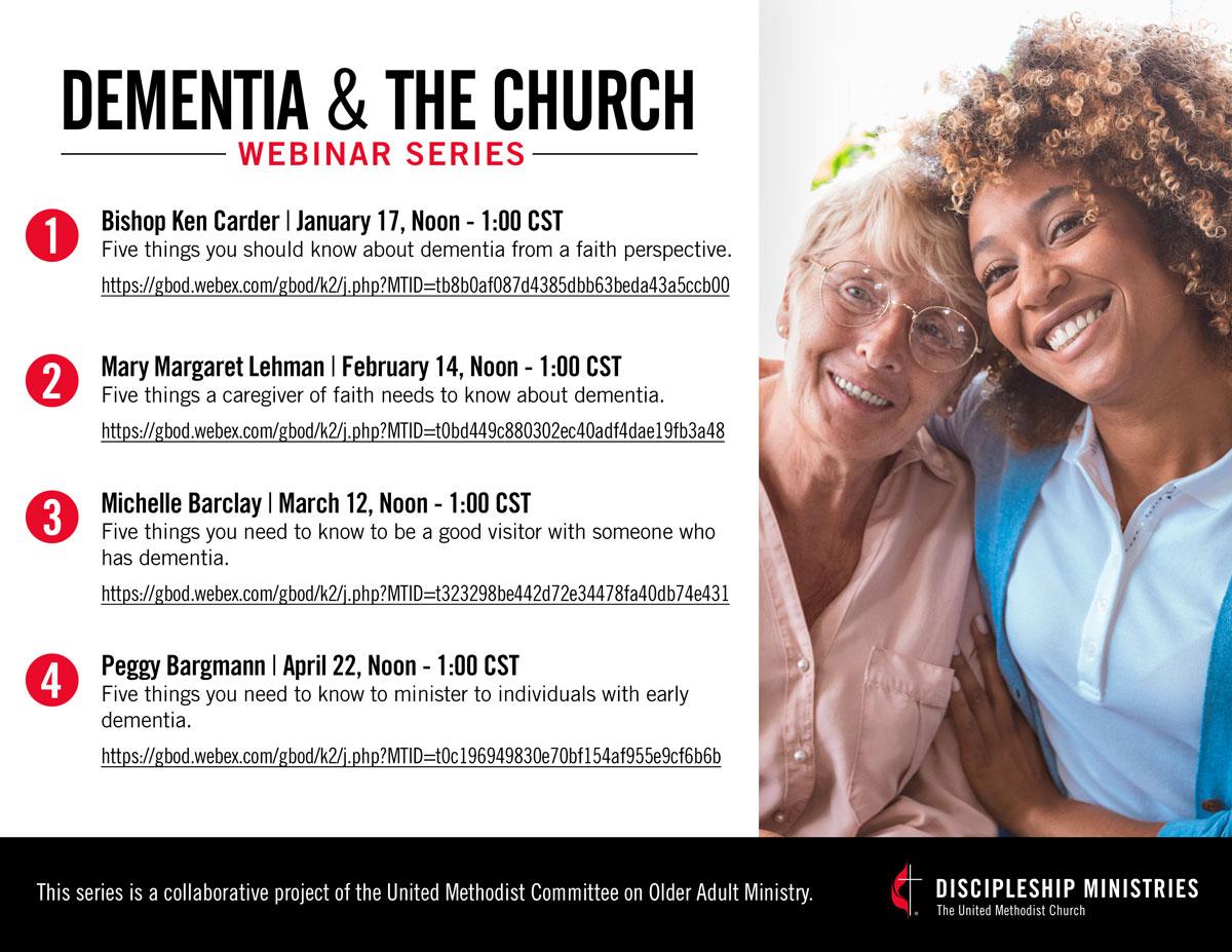 Dementia & the Church