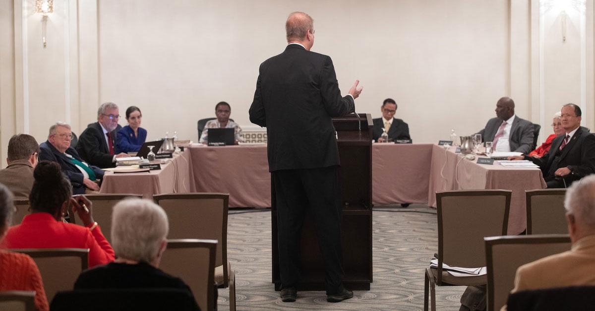 Judicial Council Rulings
