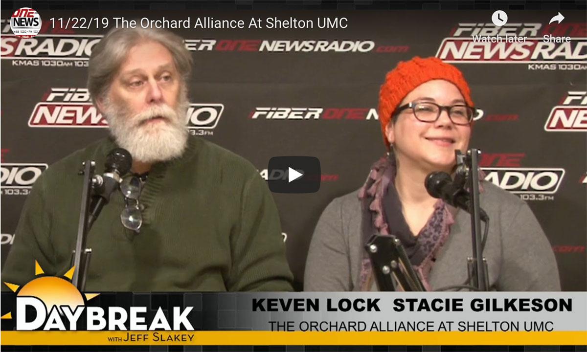 Orchard Alliance @ Shelton UMC