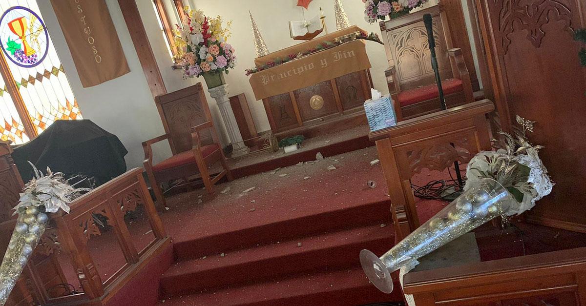 Puerto Rican Methodists tackle earthquake response