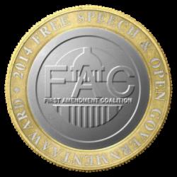 2019 FAC Free Speech & Open Government Awards