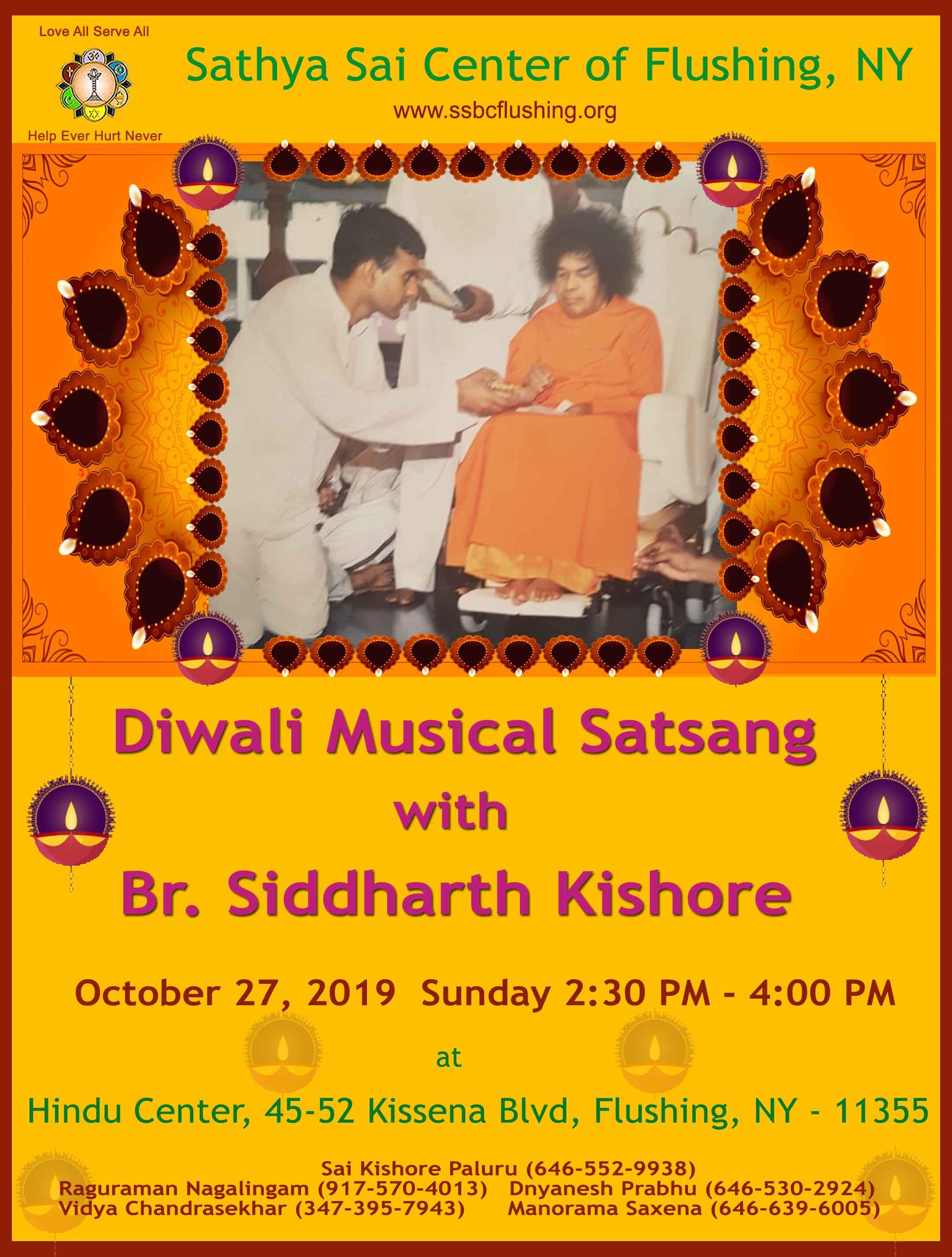 Diwali Satsang