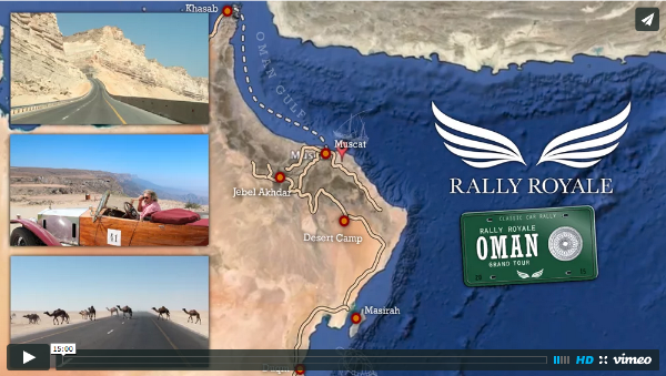 Oman Grand Tour Video