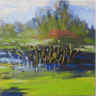 Donna Horn, Across Lake Moore