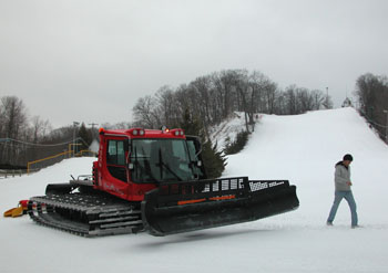 The Groomer at Mt. McSauba