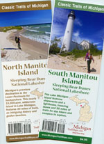 Manitou Islands Maps