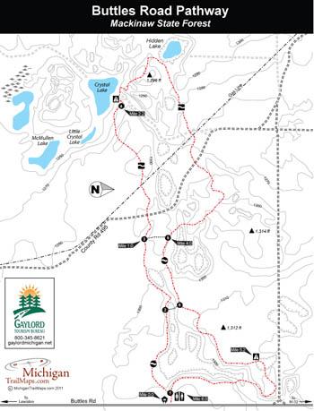 Platte River Map