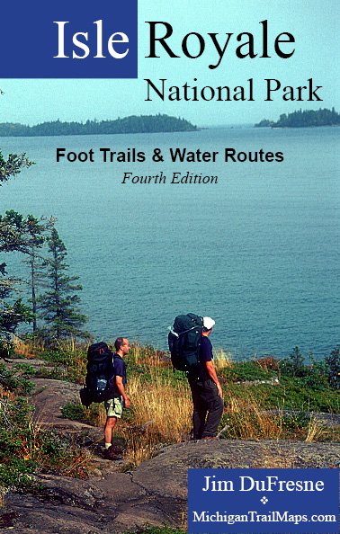 Isle Royale National Park guidebook