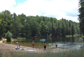 Hoister Lake Day-use Area