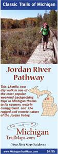 Jordan River Pathway Map