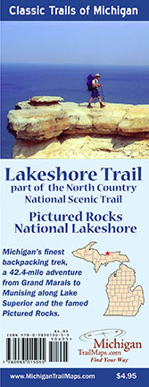 Lakeshore Trail Map