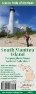 South Manitou Island map