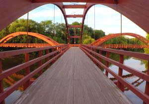The Tridge Bridge