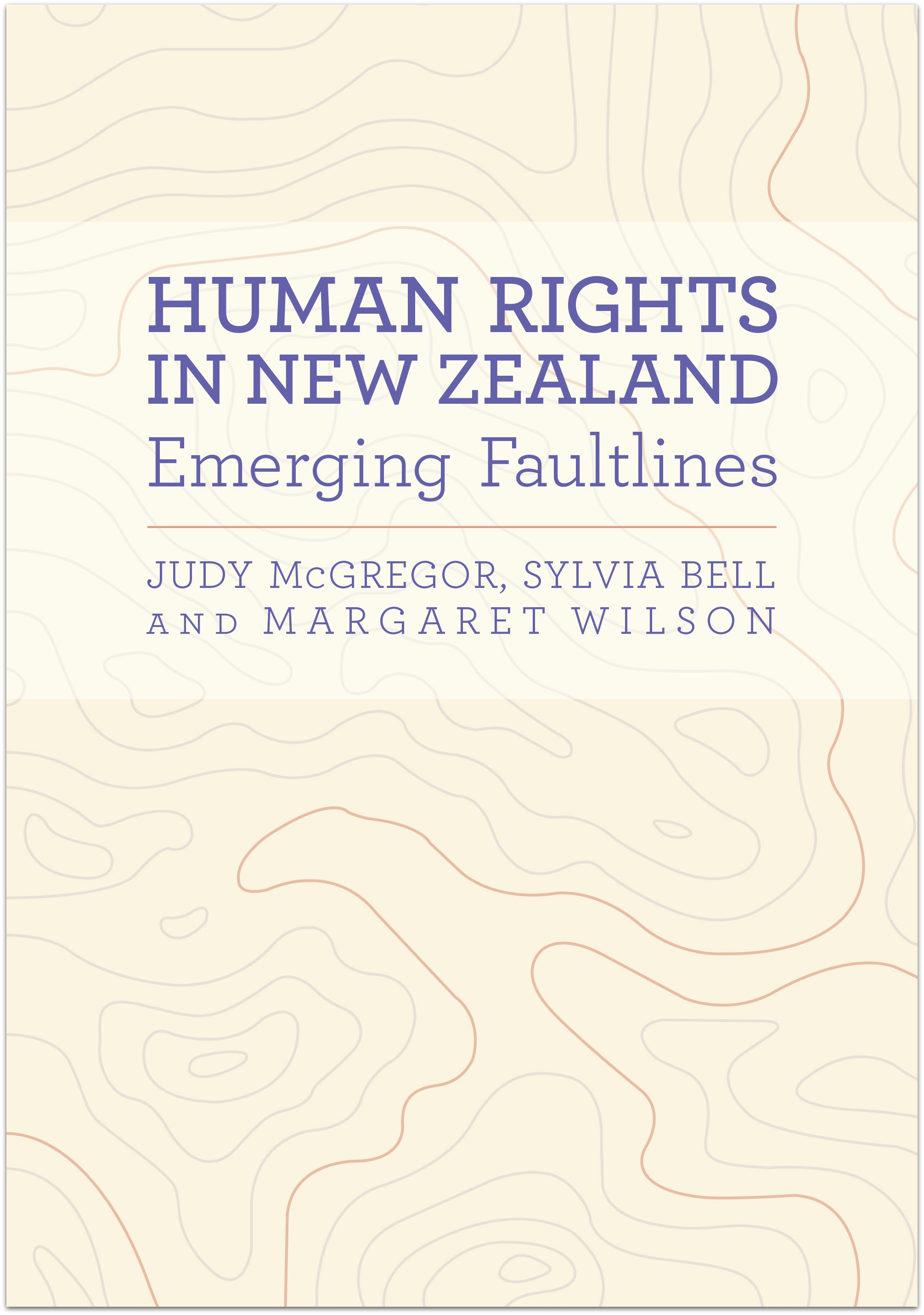 Human Rights in New Zealand book cover