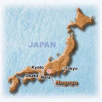 <<Japan Map>>