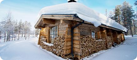 Lapland cottage