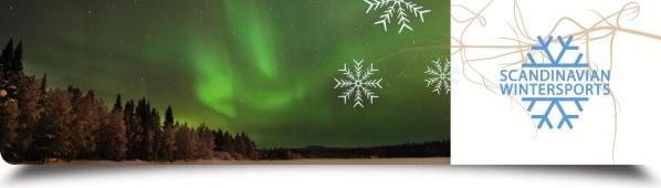 Mensen rond vuur in Lapland