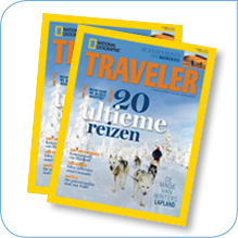 National Geographic Travele december Lapland