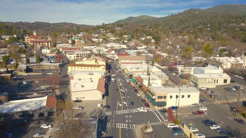 Downtown Sonora, CA