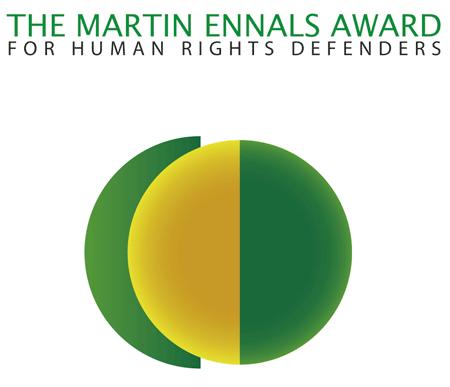 Martin Ennals Awards 2015