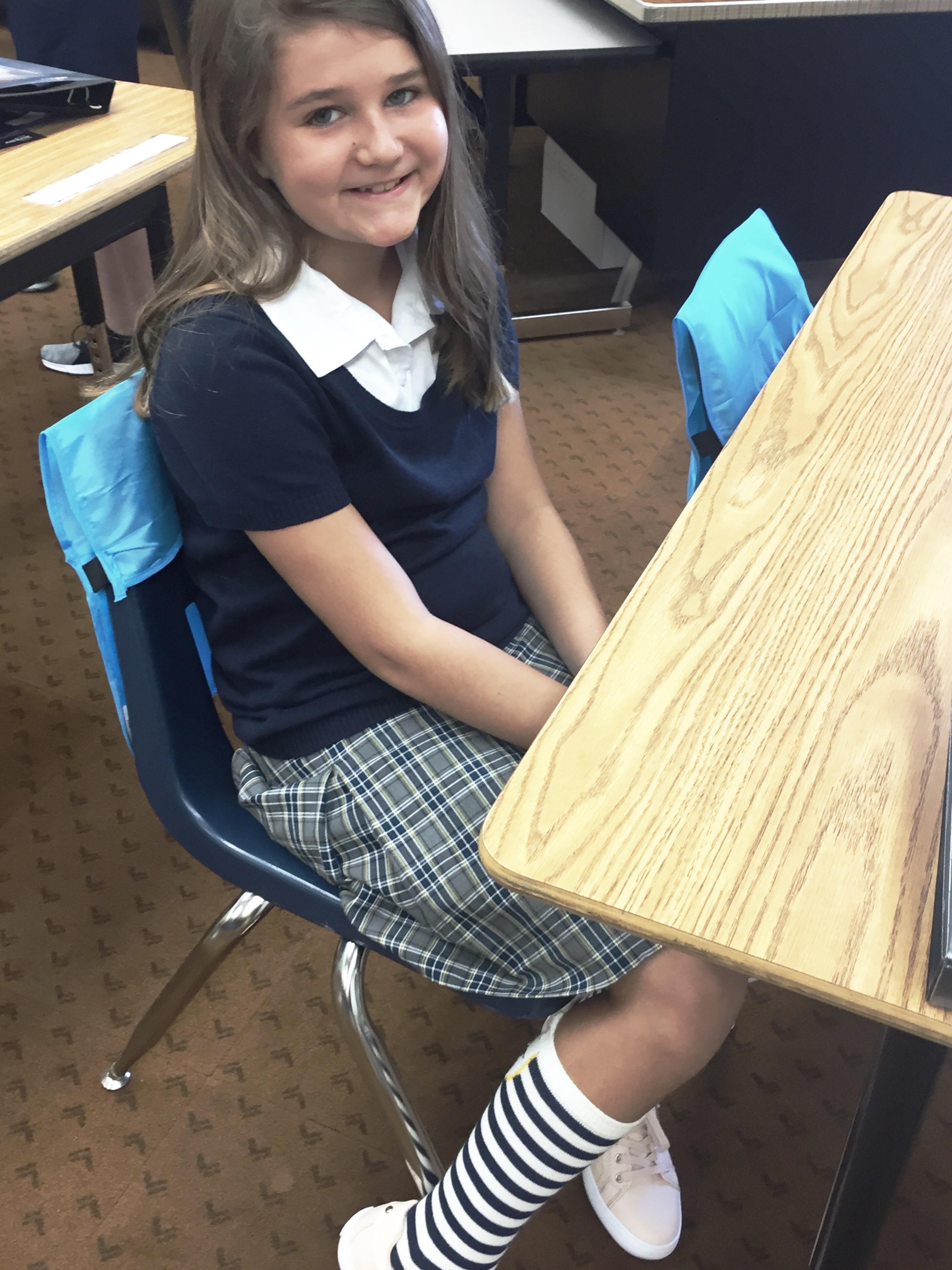 Lydia 5th grade