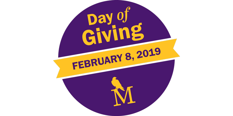 Day of Giving, February 8, 2019