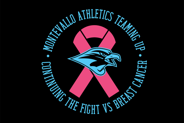 Montevallo Athletics Teaming Up Continuing the Fight vs. Breast Cancer