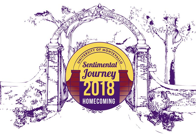 University of Montevallo Sentimental Journey 2018 Homecoming