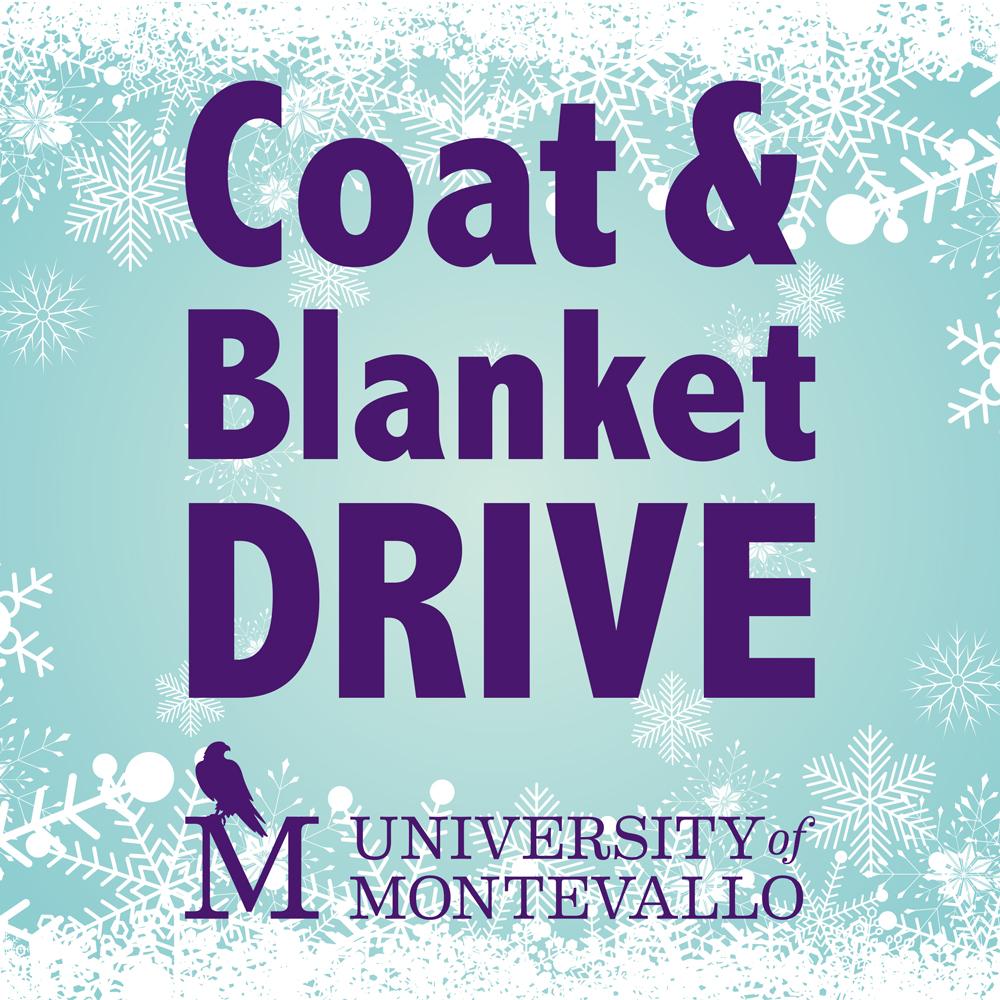 Coat & Blanket Drive University of Montevallo