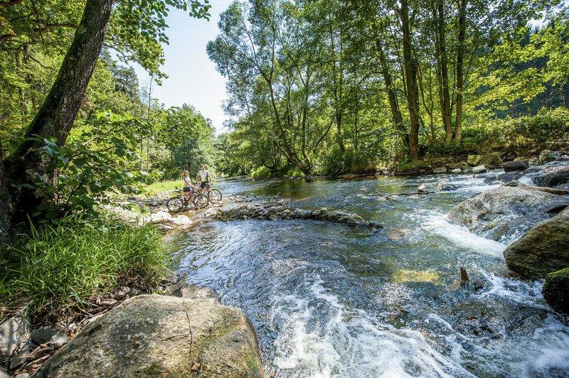 Flussradwege NÖ