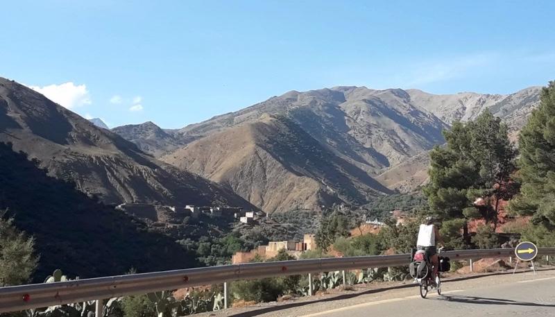 Grüße aus Marokko