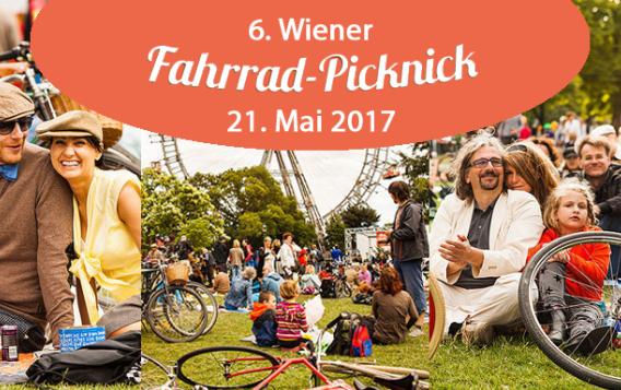 Fahrrad-Picknick