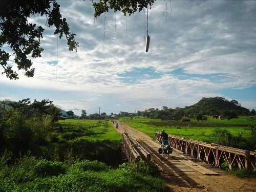 Anderswo - Hochland von Burundi