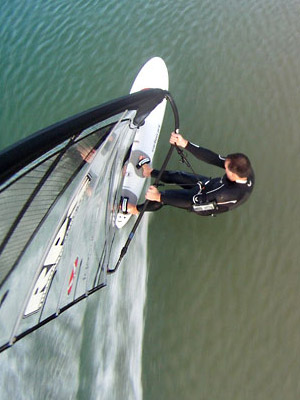world speed windsurfing record