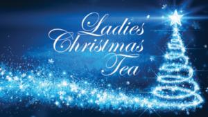 Register for the Ladies Tea