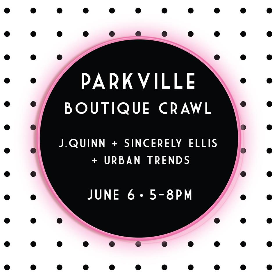 Boutique Crawl