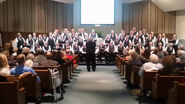 KC Metro Men's Choir