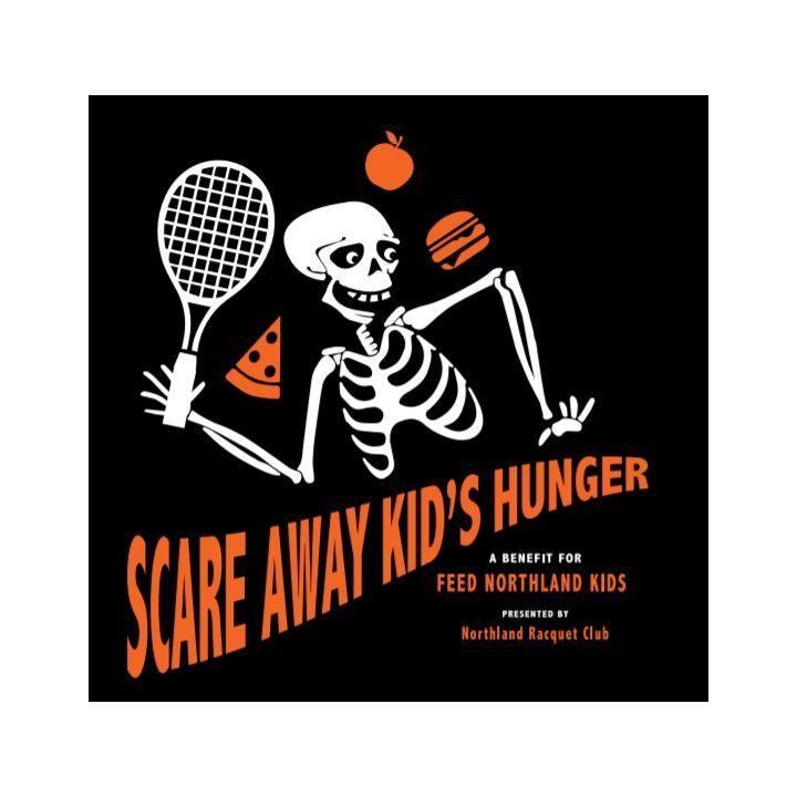 Scare away kids hunger