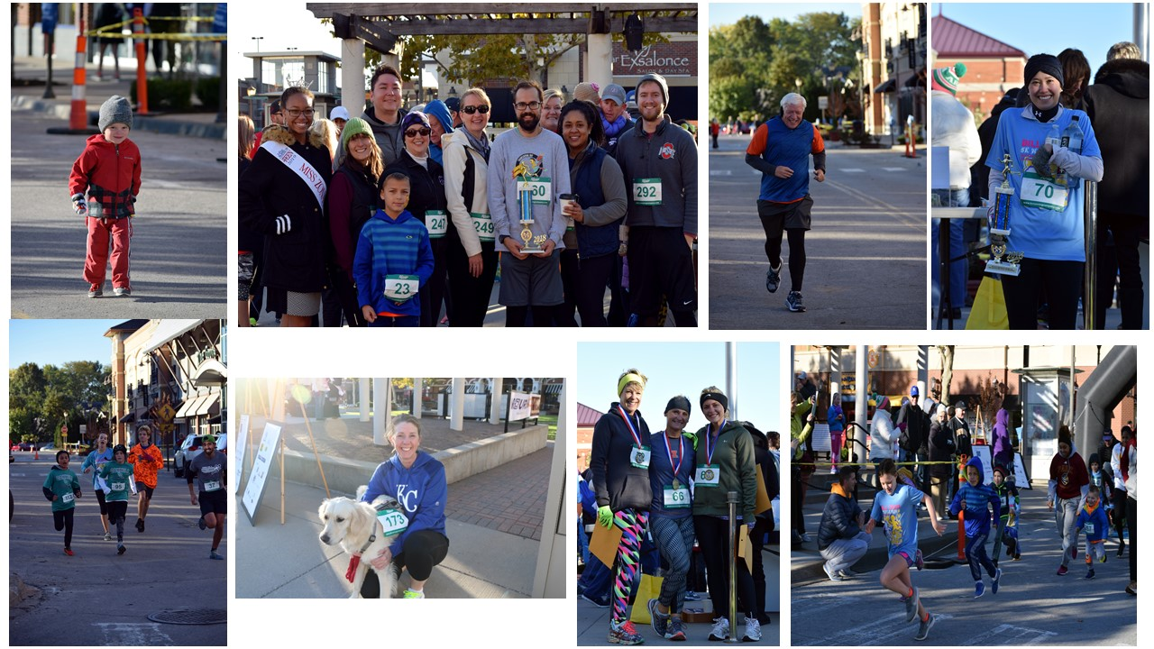 Bill Cross 5k collage