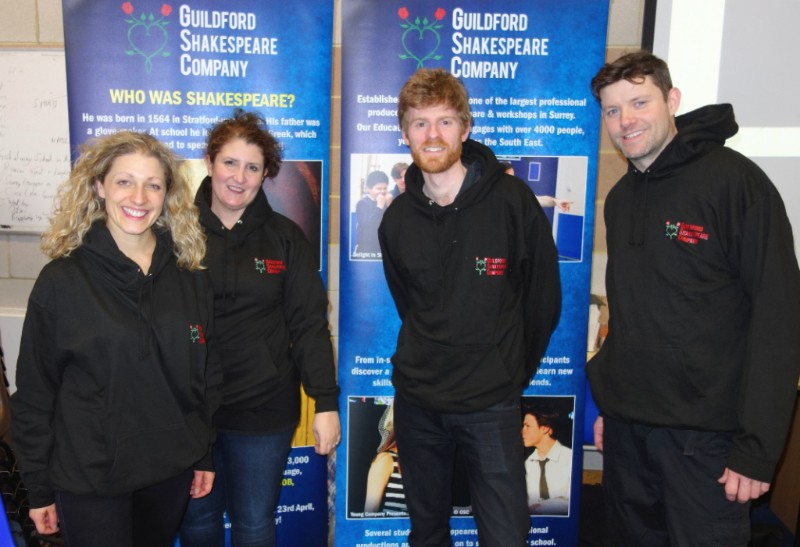 GSC team at Kings in March