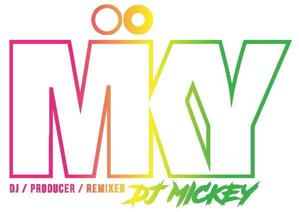 DJ Mickey Producer Remixer Logo