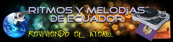 RITMOS Y MELODIAS ECUADOR