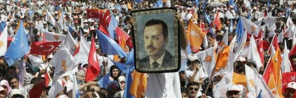 Erdogan's Caliphate Threatens NATO